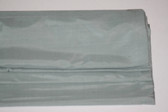 "Dupioni Silk Cordless Roman Shade - Blue Dawn - 36"" x 64"""
