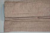"Mini Stripe Cordless Roman Shade - Red - 26"" x 64"""