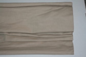 "Linen Cordless Roman Shade - Flax - 32"" x 64"""