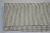 "Mini Stripe Cordless Roman Shade - Blue - 36"" x 64"""