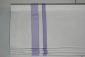 "Harper Cordless Roman Shade - Lavender - 26"" x 64"""