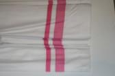 "Harper Cordless Roman Shade - Bright Pink - 26"" x 64"""