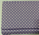 "Mini Dot Cordless Roman Shade - Lavender - 32"" x 64"""