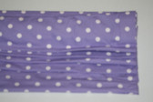 "Dottie Cordless Roman Shade - Purple - 32"" x 64"""