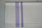 "Harper Cordless Roman Shade - Lavender - 36"" x 64"""