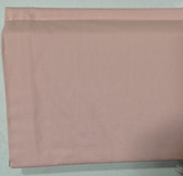"Twill Cordless Roman Shade - Light Pink - 26"" x 64"""