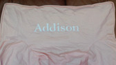 Premonogrammed Regular Size Ugly-Where Chair - Addison - L37 - Light Pink