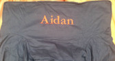 Premonogrammed Regular Size Ugly-Where Chair - Aidan - L47 - Navy