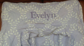 Premonogrammed Regular Size Ugly-Where Chair - Evelyn -  L154 - Lavender Lattice