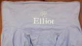 Premonogrammed Regular Size Ugly-Where Chair - Elliot -  L155 - Lavender