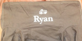 Premonogrammed Regular Size Ugly-Where Chair - Ryan -  L174 - Chocolate