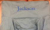 Premonogrammed Regular Size Ugly-Where Chair - Jackson -  L185 - Charcoal Gray