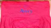 Premonogrammed Regular Size Ugly-Where Chair - Avery - L252 - Red