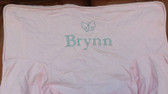 Premonogrammed Regular Size Ugly-Where Chair - Brynn - L269 - Light Pink
