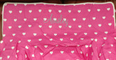 Premonogrammed Regular Size Ugly-Where Chair - Ainsley - L441 - Hot Pink Hearts