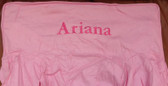 Premonogrammed Regular Size Ugly-Where Chair - Ariana - L599 - Pink