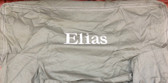 Premonogrammed Regular Size Ugly-Where Chair - Elias - L591 - Chocolate