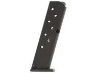 This is a factory Beretta magazine for the model 85 / 86, .380 acp / 9 short, 8 round capacity.
