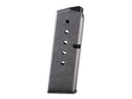 This is a 6 round factory magazine .380 acp for Kahr P380.