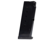 6 round factory magazine for the Kel-Tec P3AT