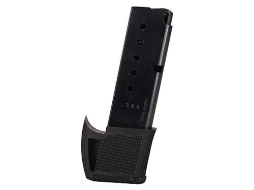 This is an extended 9 round factory Kel-Tec magazine for the P3AT 380acp.
