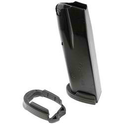 This is a 14 round factory magazine for the Sig Sauer 250 compact 40s&w, with x-grip (sleeve).