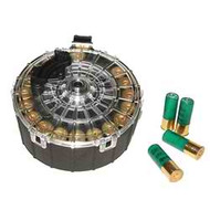 This is a 20 round drum for a Saiga 12ga, made by ProMag.