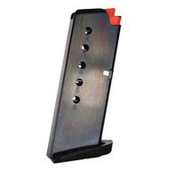 This is a factory Taurus magazine for the PT 740 40 s&w, 6 round capacity