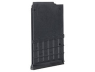 This is a 20 round black polymer AR-15 magazine .223 / 5.56, made by ProMag.