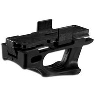 This is a ranger floor plate for an aluminum/steel AR-15 magazine .223 / 5.56, made by Magpul.