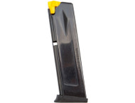 This is a Taurus PT 909 9mm 17 round magazine, made by Taurus.