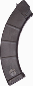 This is a 47 round AK-47 magazine 7.62x39mm, made by Thermold.