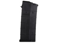 This is a 24 round magazine for the Saiga .308, made by Pro Mag.