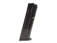 This is a 15 round factory Beretta magazine for the PX4 9mm, from the Meccanica Del Sarca factory.