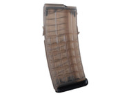 This is a 30 round factory magazine for the Steyr AUG 223.