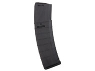 This is a black 42 round polymer AR-15 magazine .223 / 5.56, made by ProMag.