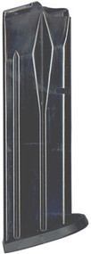 This is an USED 9 round factory Beretta magazine for the PX4 45 ACP.