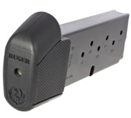 This is an extended factory Ruger LC9 magazine, 9mm, 9 round capacity.