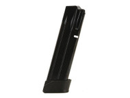 This is a factory Beretta magazine for the model PX4 9mm, 20 round capacity.