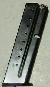 This is a pre-owned 9 round factory magazine for the Star Ultrastar 9mm. Magazines are in very good-excellent condition.