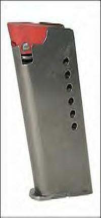 This is a 7 round factory AMT magazine for the Automag IV .45 win magnum.