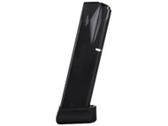 This is a 15 round Beretta magazine for the model 96 40 S&W, made by Mec-Gar.