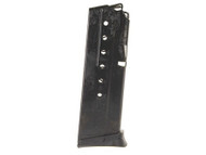 This is a 7 round factory magazine for a Sig Sauer p239 .357 SIG.