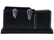 This is a factory Remington magazine for the 710 .243 Winchester, 7mm-08 Remington, .308 Winchester, 4 round capacity.