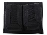 This is a HKS universal (will fit any model of HKS speedloader) speedloader pouch, black, nylon.