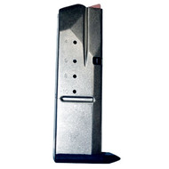 This is an factory Smith & Wesson magazine for the Sigma 40 S&W, 10 round capacity, USED.
