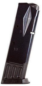 This is a factory Sig Sauer magazine for the 228/229 9mm pistol, 10 round capacity.