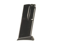 This is a factory CZ magazine for the Rami 9mm, 10 round capacity.