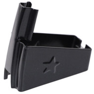 This is an AK-47 7.62x39mm stripper clip loader.
