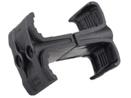 This is an AR-15 MagLink coupler for .223 / 5.56 30 round magazines made by Magpul, it will fit both MOE and M3 style magazines.